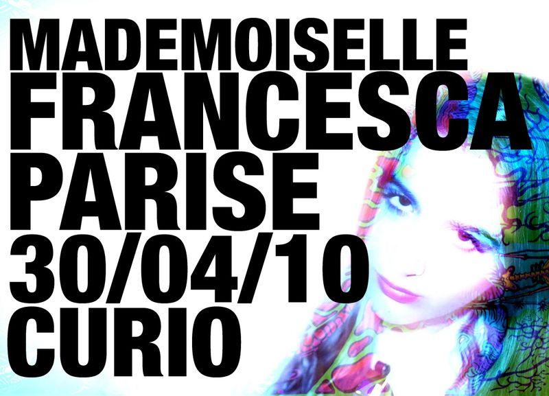 FRANCESCA 30-04-10